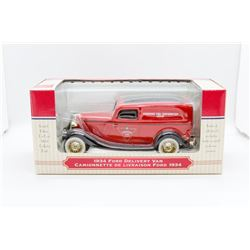 1934 Ford Delivery Van 1:25 Liberty Classics