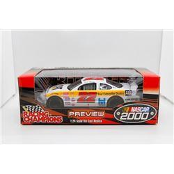 NASCAR 2000 1:24 replica