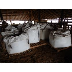 (7) BAGS OF FERTILIZER
