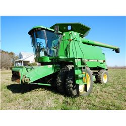 JOHN DEERE 9600 COMBINE; VIN/SN:657364 --CRARY BIG TOP COMBINE HOPPER EXTENSION, 5,581 HOURS, 3,816