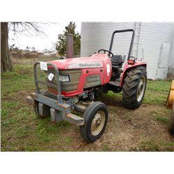 MAHINDRA 4500 FARM TRACTOR; VIN/SN:A5259 --ROLL BAR