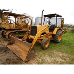 JOHN DEERE 310C LOADER BACKHOE; VIN/SN:2944 --BUCKET, CANOPY, 9,130 HOURS