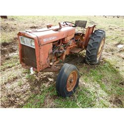 INTERNATIONAL 444 FARM TRACTOR; VIN/SN:10011 --GAS ENGINE