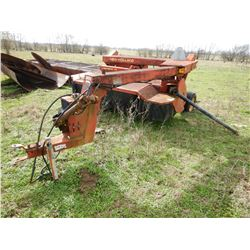 NEW HOLLAND DISCBINE 411 MOWER CONDITIONER; VIN/SN:888913