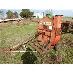 GEHL HI-THROW SILAGE BLOWER