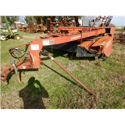 NEW HOLLAND DISCBINE 1411 MOWER CONDITIONER; VIN/SN:602823