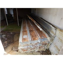(60) 20' ROOFING TIN