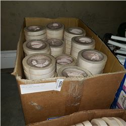 BOX OF NEW PACKING TAPE