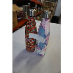 2 SWELL WATER BOTTLES
