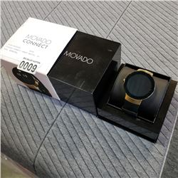 MOVADO CONNECT SMART WATCH, IN BOX, WORKING,