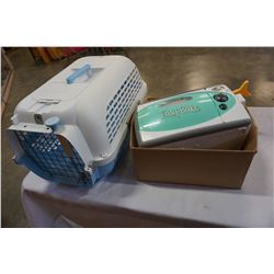 EASY BAKE OVEN AND PET CARRIER