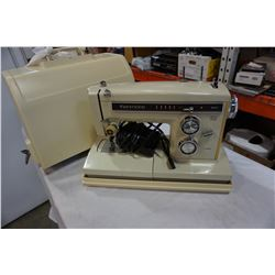 KENMORE MODIFIER VINTAGE SEWING MACHINE IN CASE