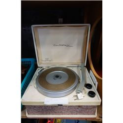 ELECTROHOME PORTABLE RECORD PLAYER