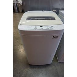 HAIER APPARTMENT SIZE WASHING MACHINE