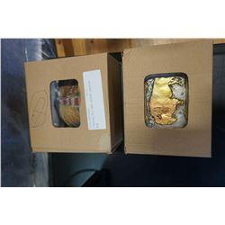 COASTER SET AND BISON DRESSER BOX
