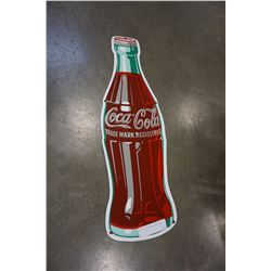 NEW COCA COLA PORCELAIN SIGN