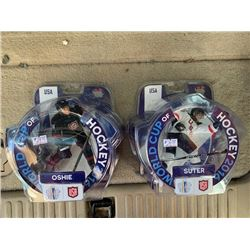 GARY SUTER AND TJ OSHIE TEAM USA WORLD CUP FIGURES 6 INCH