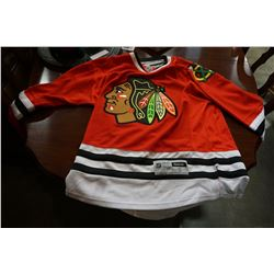 NEW CHICAGO BLACKHAWKS JERSEY