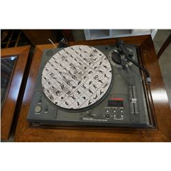 PDX-D3 DIGITAL CONTROL TURNTABLE