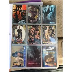APPROX 60 HARD TO FIND NON SPORTS INSERT CARDS, STAR WARS, X-FILES, SPIDER MAN, ETC, HIGH VALUE