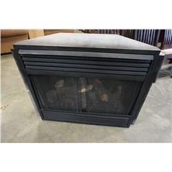 WOLF STEEL EF 34 METAL FIREPLACE