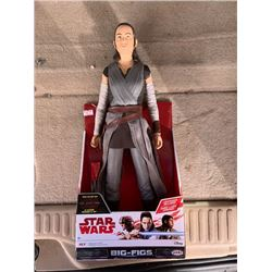 STARWARS JAKKS BIG-FIGS 20 INCH REY FIGURE