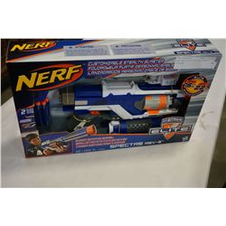 NEW NERF ELITE SPECTER REV-5 BLASTER