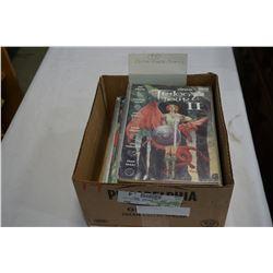 BOX OF 50 COMICS