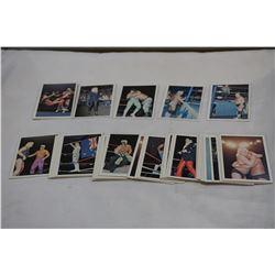 VINTAGE WRESTLING CARDS