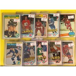 LOT OF VINTAGE OPEECHEE ROOKIE CARDS