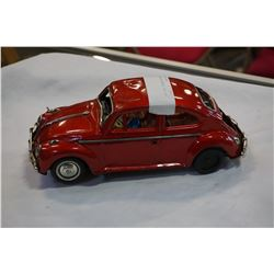 VOLKSWAGON BANDAI TIN TOY