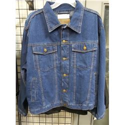 Canyon Guide Jean Jacket Large