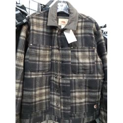 Flannel Jacket Dakota Grizzly