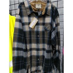 Legendary Whitetails Flannel Shirt Plaid