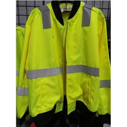 High Vis Cintas Jacket