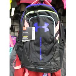 Under Armor Back Pack Black