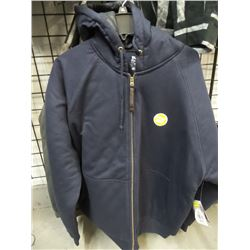 Insulated Work Sport Hoodie Zip