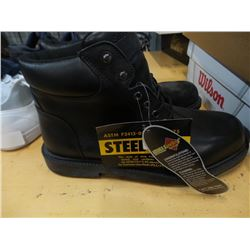 Steel Sure Grip Work Boots size 11