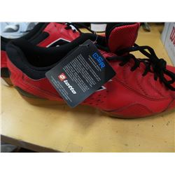 Lotto Running Shoes 12.5 mens red