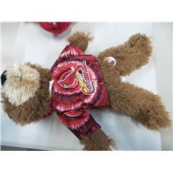 Cardinal Bear