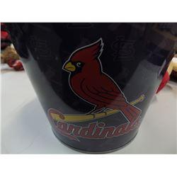 Cardinal Bucket