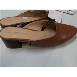 Who what Where Womens Shoes Brown