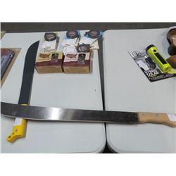 Machette Wood Handle