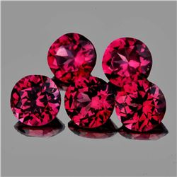 Natural Burma Red Spinel 3.5 MM - FL