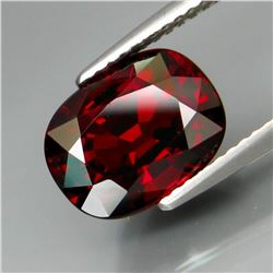 Natural Red Spessartite Garnet 5.02 Ct - Untreated