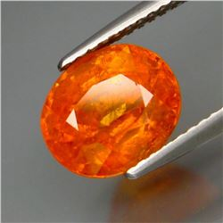Natural Fanta Orange Spessartite Garnet 4.47 Ct