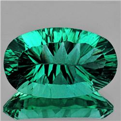 Natural AAA Emerald Green Blue Fluorite 25.41 Ct - FL