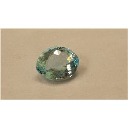 BEAUTIFUL 14.79 CT LIGHT BLUE TOPAZ