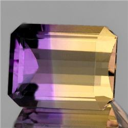 NATURAL ANAHI AMETRINE FROM BOLIVIA 16x12 MM - FL