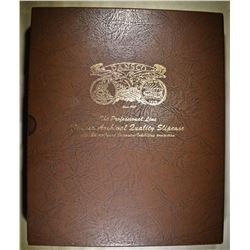 COLLECTION OF JEFFERSON NICKELS IN DANSCO ALBUM